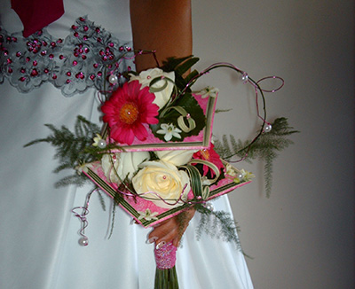 bouquet mariee